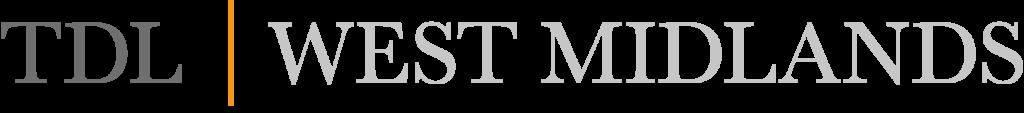 TDL logo Strip CMYK_TDL West Midlands Colour